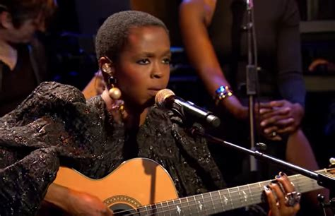 Acoustic Version Of Detox by Lauryn Hill S Acoustic Performance Of I Find It To