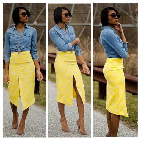Who Wore It Better High Waisted by Who Wore It Best The Asos Pencil Skirt With High Front