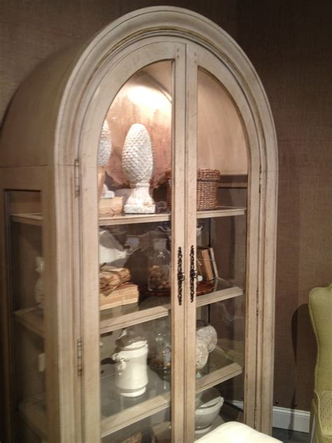 Display cabinets, Arches and Display on Pinterest