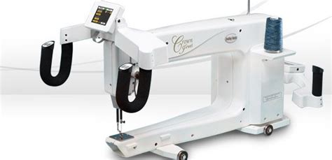 Babylock Arm Quilting Machine Price by Babylock Crown Arm Quilter W Frame Carriage And Encoders Ebay