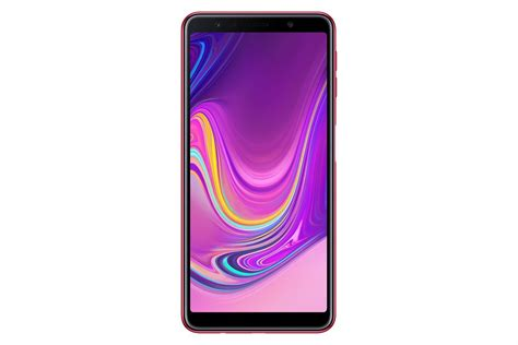 samsung galaxy a7 2018 announced with rear cameras
