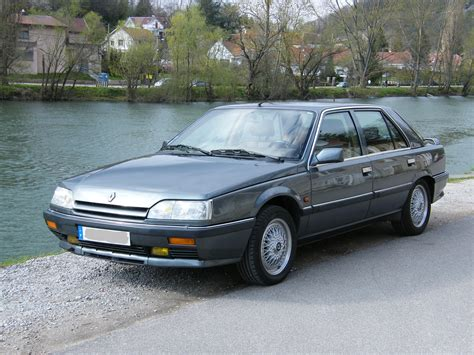 View Of Renault 25 V6 Turbo Baccara Photos Video