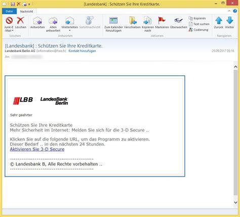 lbb bank berlin landesbank sch 252 tzen sie ihre kreditkarte