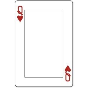 playing card template bikeboulevardstucson com