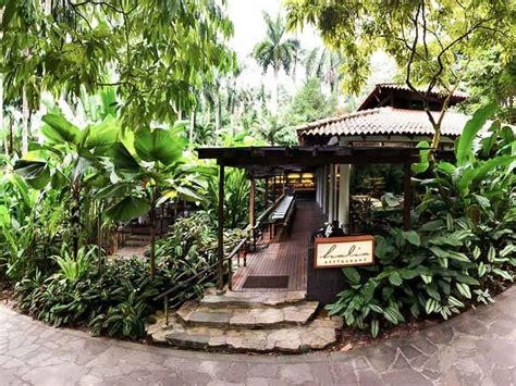 Botanic Garden Halia 8 Hen Venue Ideas In Singapore To De Stress The