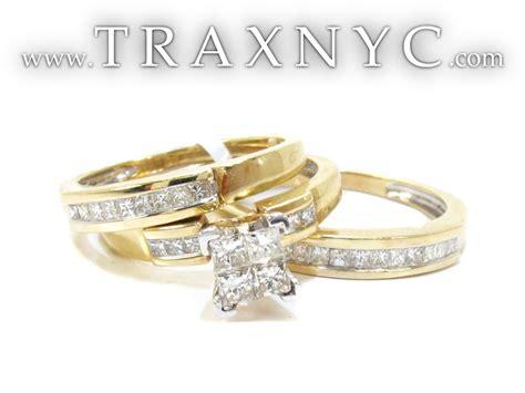Wedding Ring Sets Bride Groom   Wedding Ring Styles