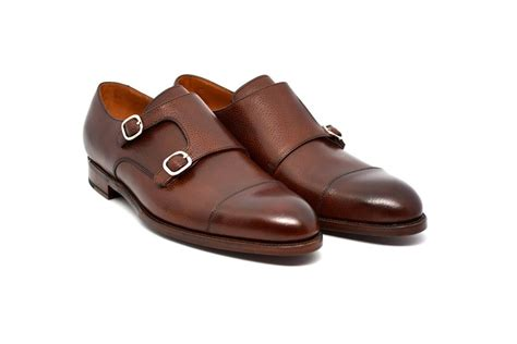 Handmade Mens Leather Shoes - handmade mens leather boots monke shoes formal