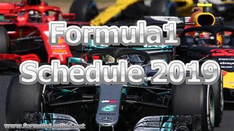 formula event