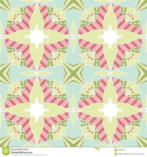 symmetrical pattern in art geometric seamless pattern stock vector image 70643313