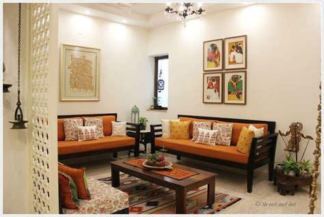 Living Room Interior Images India