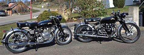 Motorrad Vincent Kaufen by Vincent Eine Britische Motorradmarke Foto Bild