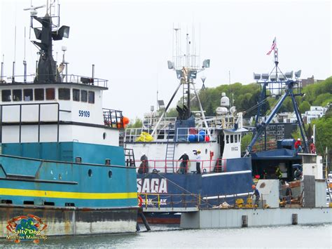 saga fishing boat captain who owns the saga crab boat saga crab boat deadliest catch