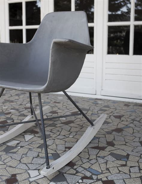 Concrete Chair by The Gallery For Gt Concrete Chair