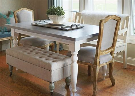 different ways to paint a table 13 gorgeous ways to bring your worn kitchen table back to hometalk