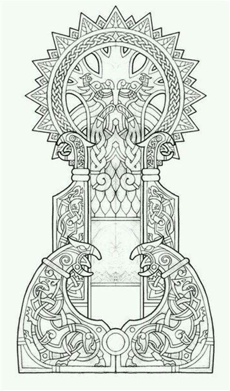 collection of 25 viking wolf design best 25 viking ideas on