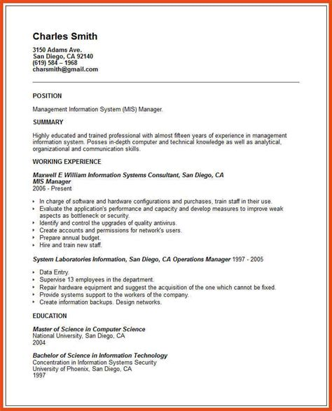 sle resume objective for any position sle resume format sle resume objective any