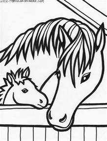 baby horse coloring pages horse coloring pages animals coloring style free fresh