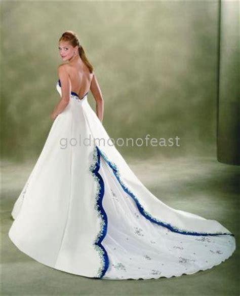 google wedding blue and white wedding dress google search wedding