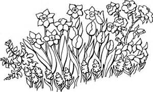 malvorlagen garten coloring pages for flower garden coloring pages for