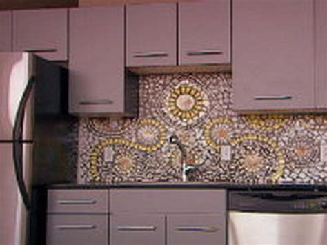 diy mosaic backsplash homedesignpictures