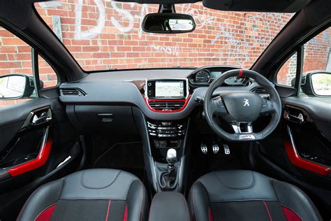peugeot 208 gti inside 2014 peugeot 208 gti long term car review part 4