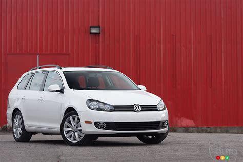 2013 Volkswagen Golf Tdi Review by 2013 Volkswagen Golf Wagon Tdi Highline Car Reviews