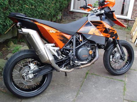 Ktm Supermoto 690 2007 Ktm 690 Supermoto Moto Zombdrive