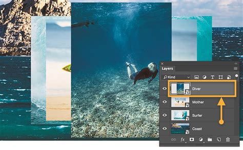 tutorial adobe photoshop mix how to combine images to make a composite photo layout