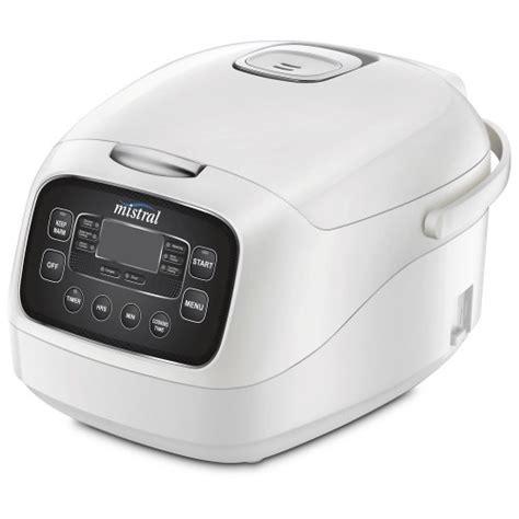Digital Rice Cooker Boutique mistral mrc18wm digital rice cooker