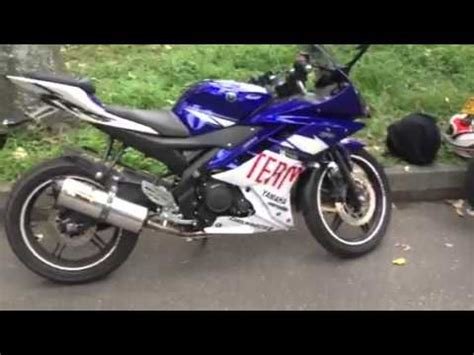 Knalpot Two Brothers Carbon For Bysonr15scorpio Zvixionxabre yamaha r15 with racing system exhaust layz doovi