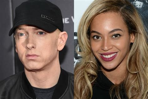 eminem beyonce eminem just dropped a new song featuring beyonce very real