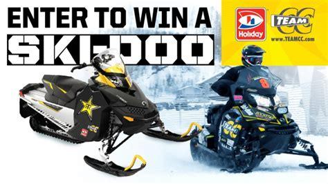 Ski Doo Sweepstakes - rockstar holiday station iron dog ski doo sweepstakes rockstar energy drink