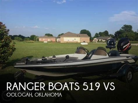 bass fishing boats for sale oklahoma canceled ranger boats 519 vs boat in oologah ok 110689