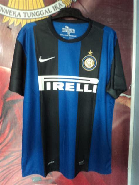 Kaos Jersey Inter Milan Grade Ori inter milan goal store
