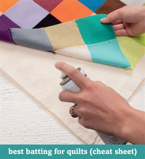 Best Batting For Quilting by Quilt Adhesive And Quilting Tutorials On