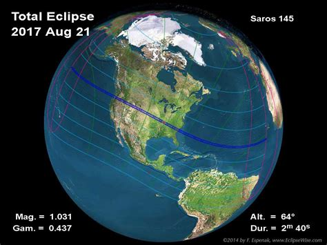 total eclipse of the sun august 21 2017