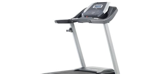 health and fitness den proform 505 cst treadmill review