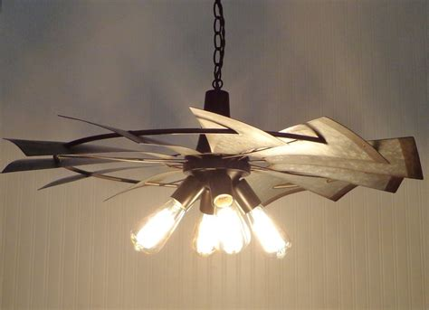 Windmill Farmhouse Chandelier Light The L Goods