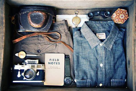 travel packing essentials for men go click travel blog