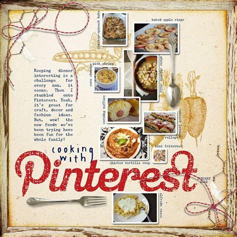 cookbook layout pinterest scrapbook cookbook layouts www imgkid com the image
