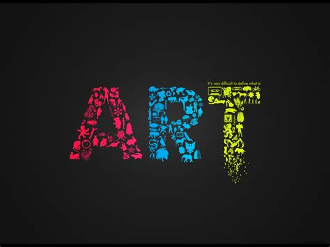 artistic words wallpaper 1600x1200 wallpoper