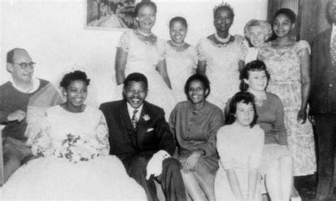 nelson mandela family biography throwback thursday nelson mandela and winnie mandela