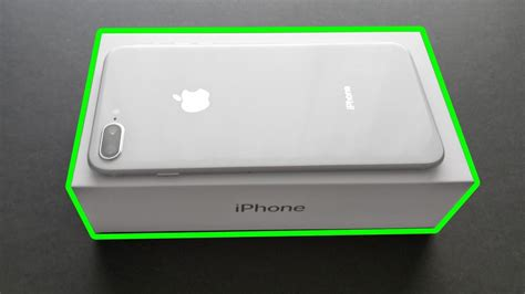 iphone   silver unboxing review youtube