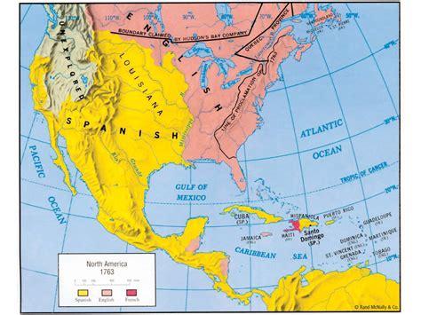 america map of 1763 dr melton