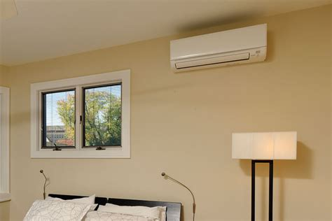 ductless mini split hvac system hvac ductless systems