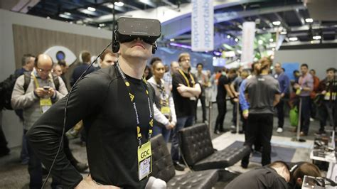 virtuality conference digital cinema virtual reality developers divided over virtual reality at gaming conference