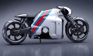 Lotus C 01 Bike Lotus C 01 Superbike Exudes Style And Power