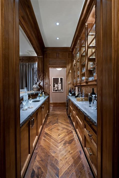 functional  charming butlers pantries