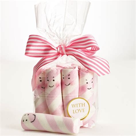 marshmallow gifts friendly flumps marshmallows by the whimsical cake company
