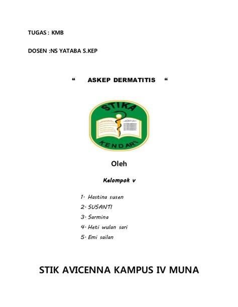 Salemba Empat Pengantar Ilmu Keperawatan Anak 1 Buku 1 Koran askep dermatitis